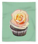 Florange Bloom Fleece Blanket
