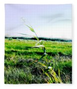 Flourish Fleece Blanket