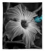 Flower 1 Fleece Blanket