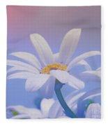 Flower For You Fleece Blanket