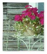 Flower Pots ...... 4 Fleece Blanket