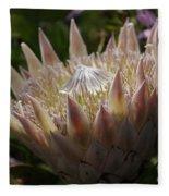 Flowers Of New Zealand 3 Fleece Blanket