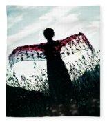 Flying Fleece Blanket