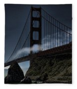 Fog's Slow Release Fleece Blanket