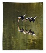 Follow The Leader Fleece Blanket