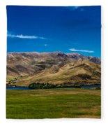 Foothills Fleece Blanket