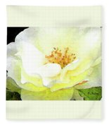 For You My Love Fleece Blanket