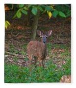 Forest Edge 7365 1754 Fleece Blanket