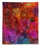 Fourth Of July 2012 Fleece Blanket