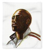 Franckie Fredericks Fleece Blanket