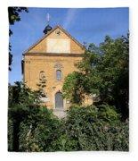 Franconian Village Church Fleece Blanket