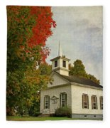 Franklin Church Fleece Blanket