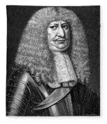 Frederick William (1620-1688) Fleece Blanket