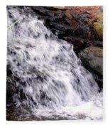 Free Fallen Fleece Blanket
