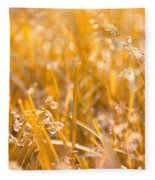Freshness Fleece Blanket