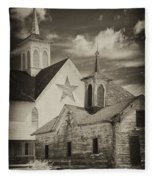 From Days Gone By Fleece Blanket