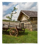 Frontier Fleece Blanket