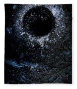 Frozen Cosmos Fleece Blanket