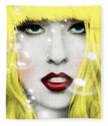 Gaga Fleece Blanket