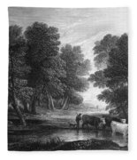 Gainsborough: Scenic View Fleece Blanket