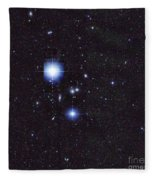 Galaxy Cluster Abell 1060, Infrared Fleece Blanket