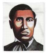 Garrett Morgan Fleece Blanket