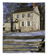 General George Washington Headquarters Fleece Blanket