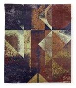 Geomix 04 - 6ac8bv2t7c Fleece Blanket