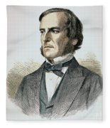 George Boole (1815-1864) Fleece Blanket