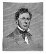 George Steers (1820-1856) Fleece Blanket