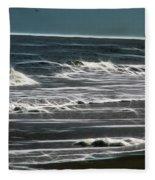 Georgia - Ocean Sparks Fleece Blanket