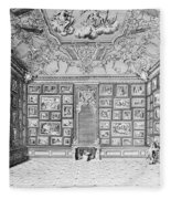 Germany: Gallery, 1731 Fleece Blanket