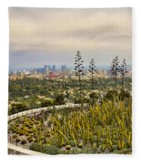 Getty Museum V Fleece Blanket