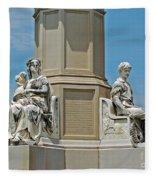 Gettysburg Memorial Fleece Blanket