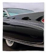 Ghost Cadillac Fleece Blanket