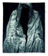 Ghost Fleece Blanket