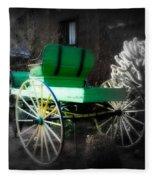 Ghost Rider  Fleece Blanket