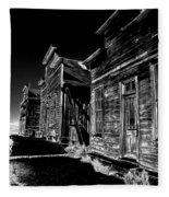 Ghost Town Fleece Blanket