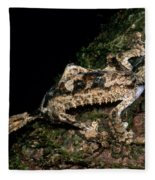 Giant Leaf Tail Gecko Fleece Blanket