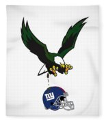 Giants Suck Fleece Blanket