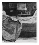 Gibson Art, 1897 Fleece Blanket