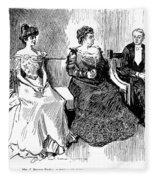 Drawings, 1900 Fleece Blanket