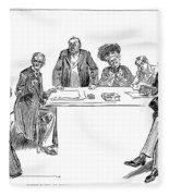 Gibson: Drawings, 1904 Fleece Blanket