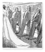 Gibson: Frozen, 1902 Fleece Blanket