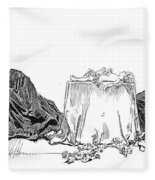 Gibson: Love Will Die, 1894 Fleece Blanket