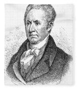Gilbert Stuart (1755-1828) Fleece Blanket