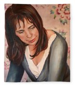 Gillian Fleece Blanket