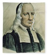 Giovanni Alfonso Borelli Fleece Blanket