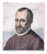 Giovanni Palestrina Fleece Blanket