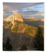 Glacier Point Glow Fleece Blanket